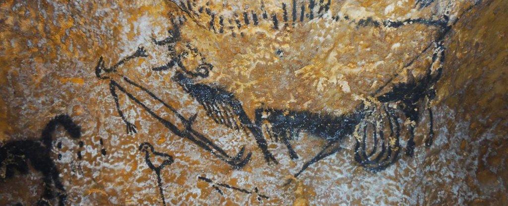 Pintura rupestre de la Cueva de Lascaux