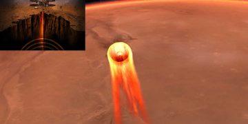 La NASA está a punto de aterrizar una nave espacial en Marte hoy