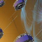 La NASA detecta una explosión magnética en la atmósfera de la Tierra