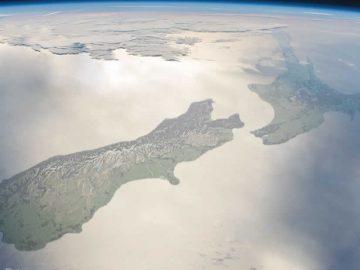 Islas Norte y Sur de Nueva Zelanda se están acercando debido a un devastador terremoto