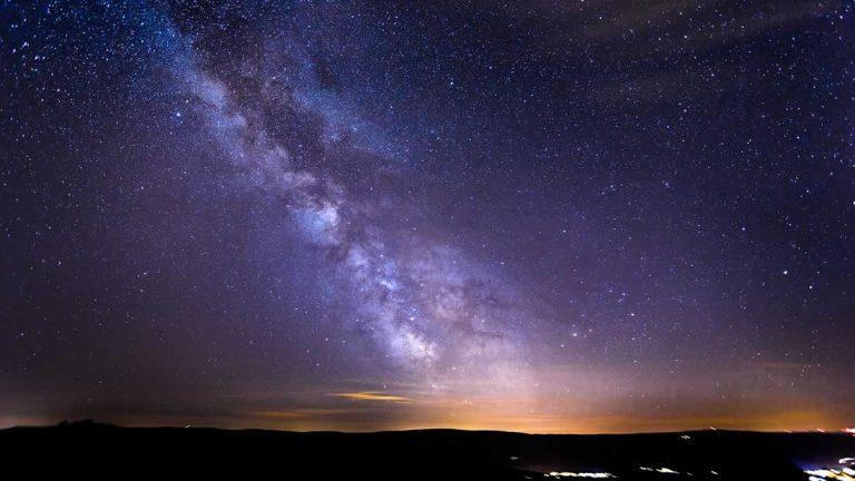 Descubren galaxia enana satélite «fantasma» junto a la Vía Láctea