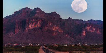 La primer superluna del 2020 iluminará el cielo este fin de semana