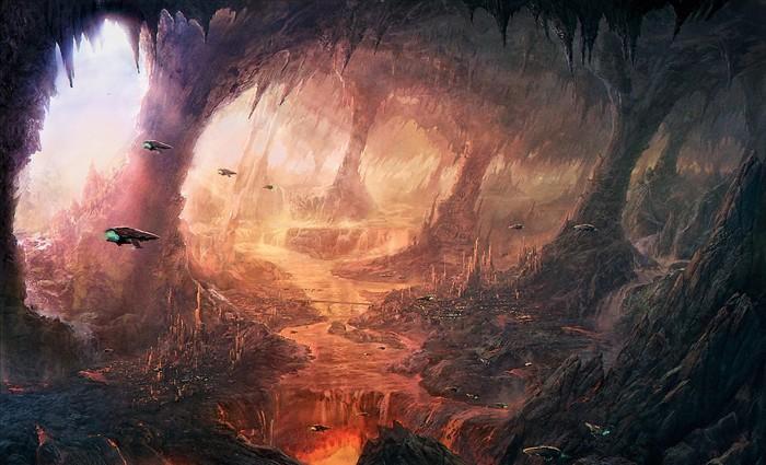 Hallan un «mundo subterráneo» a 600 kilómetros bajo nuestros pies: montañas mayores al Everest y llanuras inmensas