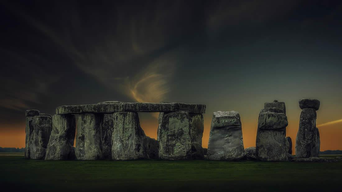 Círculos megalíticos