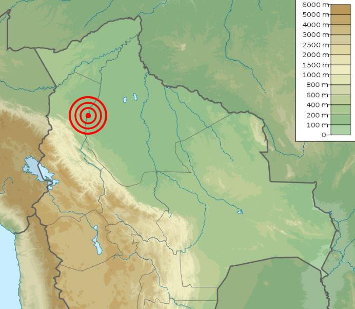 Un terremoto ocurrido a 650 km de profundidad en Bolivia, permitió descubrir el «mundo subterráneo»