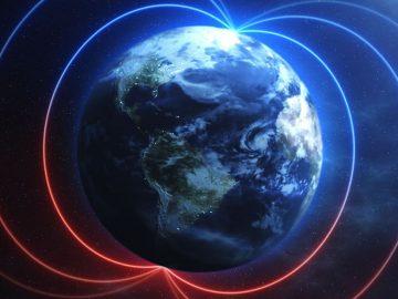 Norte magnético de la Tierra estaría desplazándose debido a misteriosas «masas» subterráneas