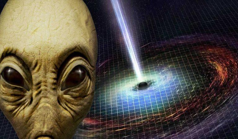 Alienígenas podrían estar comunicándose a través de estrellas de neutrones o agujeros negros