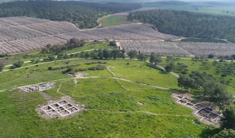 Hallan una ciudad bíblica del siglo 12 a.C., asociada con el rey David