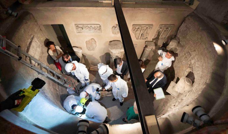 Caso de desaparición de una menor en el Vaticano condujo al hallazgo de miles de huesos