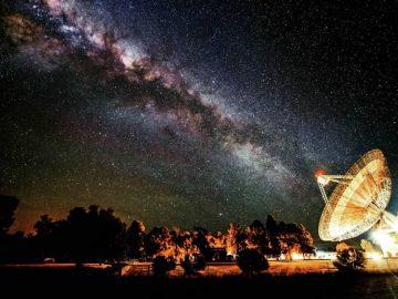 Diversos observatorios registran tres señales provenientes de la misma zona del espacio