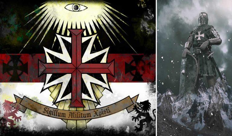 La Sociedad secreta de los Caballeros Templarios