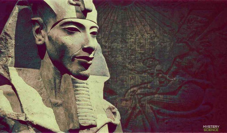 Akhenatón y el monoteísmo egipcio