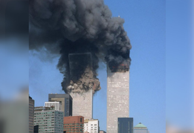 Ataque 9-11 Torres gemelas