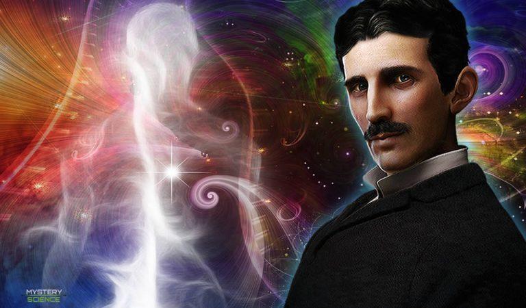 Nikola Tesla y sus 3 pasos para incrementar la energía humana