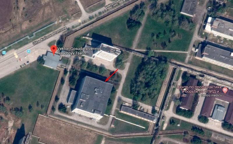Centro de investigación de virus Vector
