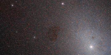 Detectan que una galaxia que se creía «muerta» en realidad está llena de vida