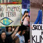 Las «otras Gretas»: jóvenes sin fama que luchan contra el cambio climático