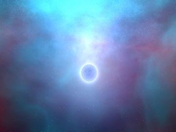 Astrónomos detectan misterioso destello en un objeto espacial luminoso no identificado