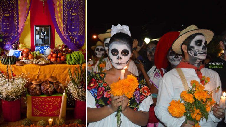 Día de Muertos, una mística celebración de vivos y difuntos