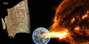 Una fuerte tormenta solar de hace 2.700 años fue documentada en tablillas asirias