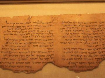 Los Rollos del Mar Muerto: secretos bíblicos y apócrifos
