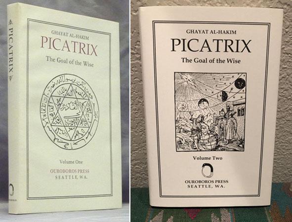 Edición moderna de Picatrix