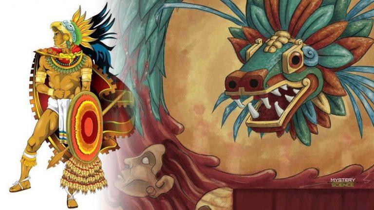 Quetzalcóatl: Un dios extraterrestre con características humanas