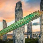 Encuentran una espada de 3.200 años de antigüedad en un sitio megalítico de Mallorca