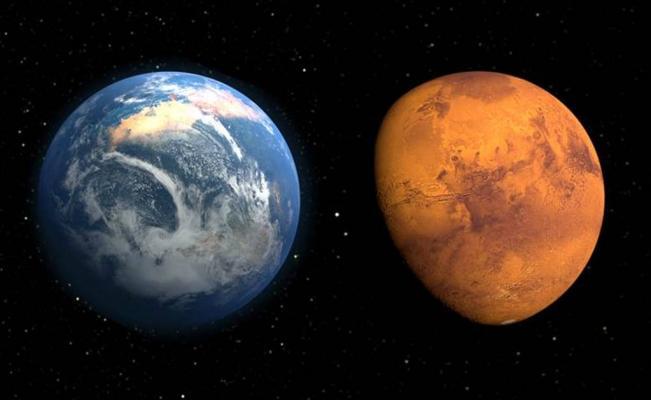 Tierra Marte