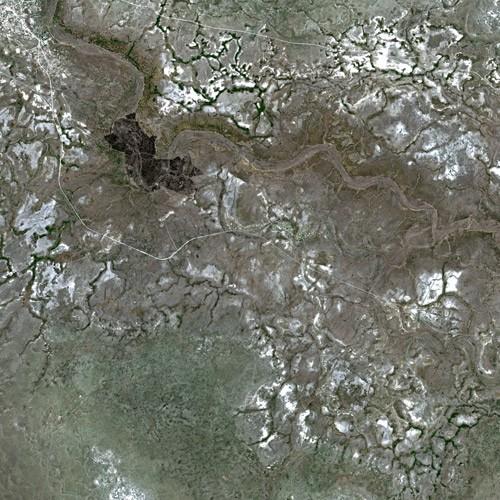Lago Makgadikgadi