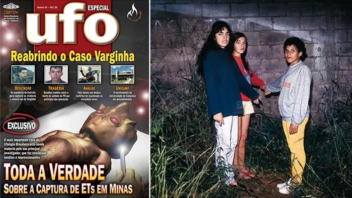 Caso Varginha Revista