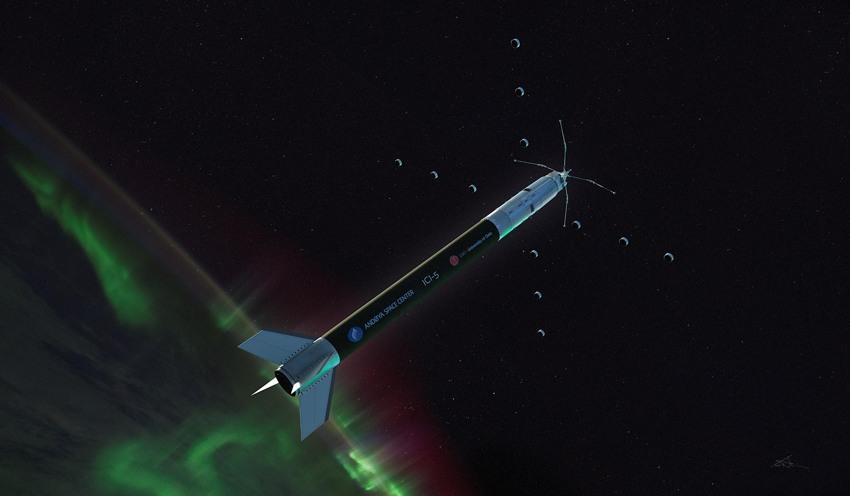 Cohete ICI-5