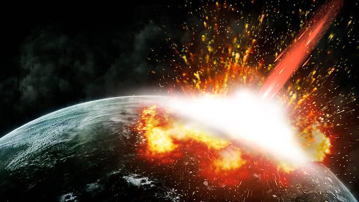 El agua llegó a la Tierra en meteoritos