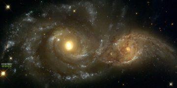 Astrónomos confirman que las galaxias distantes que se mueven en sincronía