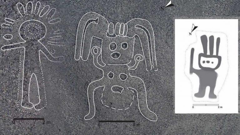 Descubre 143 nuevos geoglifos en las Líneas de Nazca