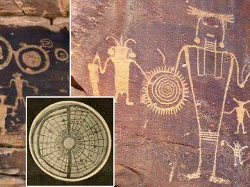 La leyenda Hopi de los 'escudos voladores' – insólitas aeronaves antiguas