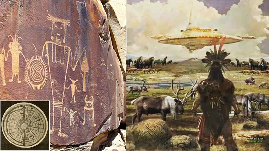 Hopi escudos voladores