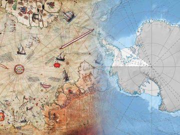 Piri Reis: El mapa que parece incluir a la Antártida 300 años antes de su descubrimiento