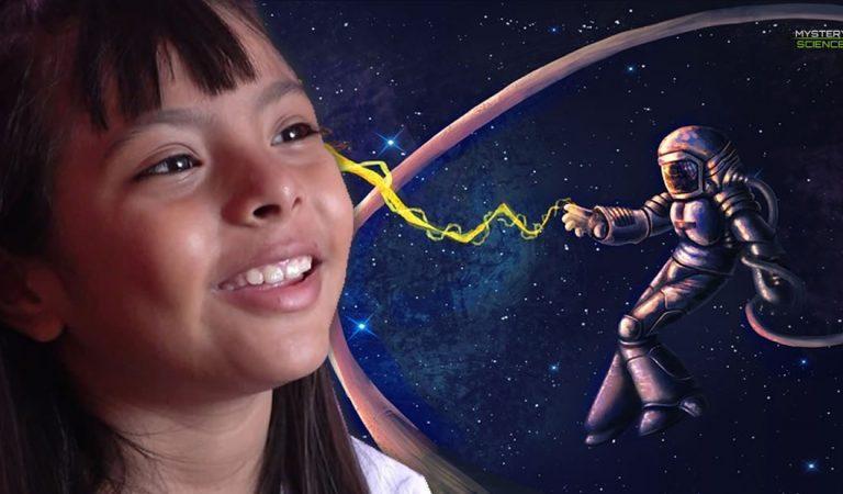 Niña genio mexicana tiene un coeficiente superior al de Einstein y sueña con ser astronauta