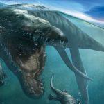 Encuentran huesos de un enorme 'monstruo' marino de 150 millones de años