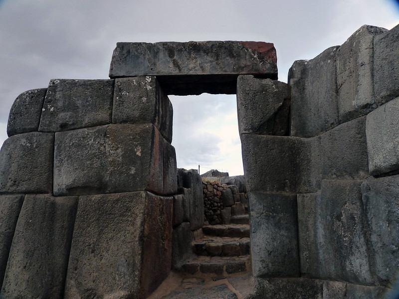 Puerta Sacsayhuaman