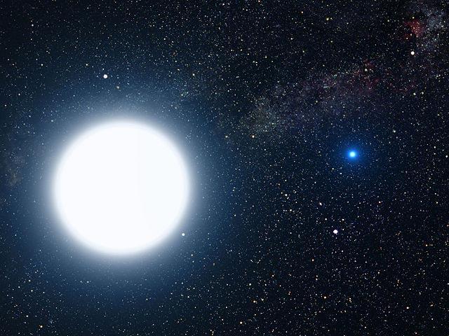 Sistema estelar Sirio