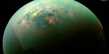 Revelan un mapa geológico de Titán que muestra un mundo muy similar a la Tierra