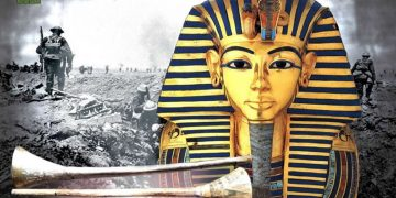 Las trompetas malditas de Tutankamón