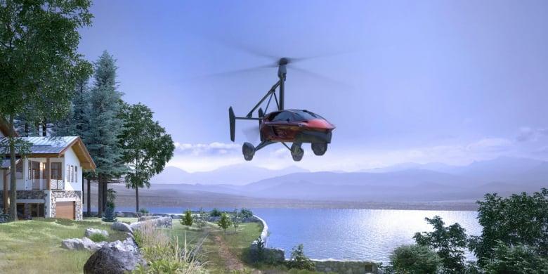 PAL-V Auto volador