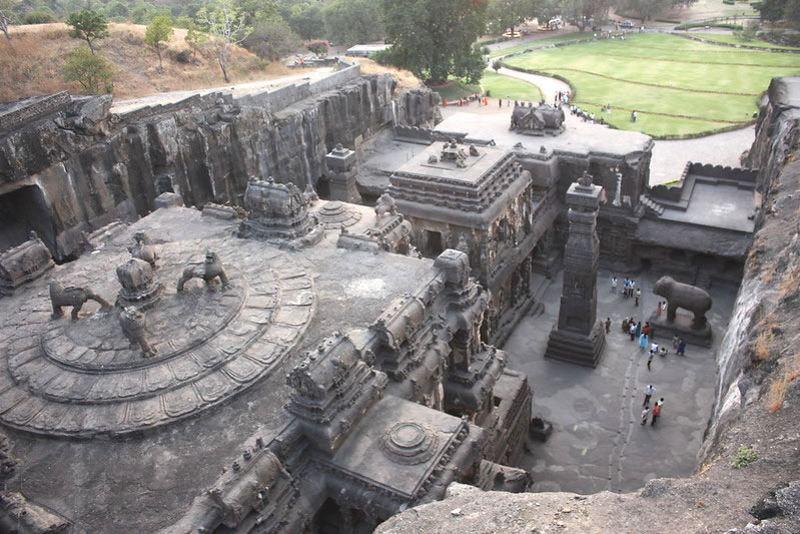 Templo Kailasa