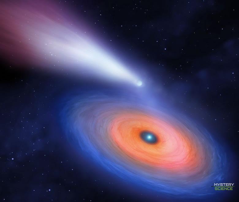 Enana blanca WDJ0914 + 1914 y su exoplaneta