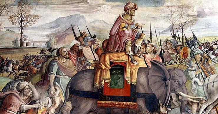 Aníbal Barca Cartago