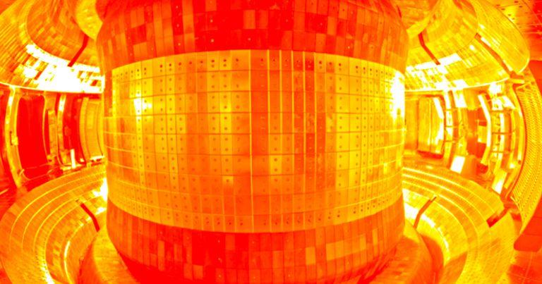 Artificial sun China