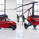 Este es el primer auto volador comercial del mundo